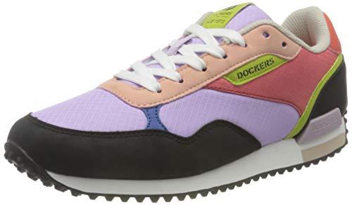 Dockers by Gerli 48rr201-637749, Zapatillas Mujer, Color Morado, 38 EU