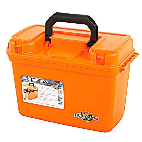 "Flambeau Outdoors 1409 14"" Dry Box - Orange"