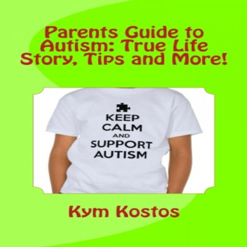 Parents Guide to Autism audiobook cover art