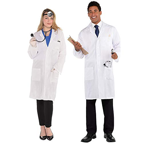 amscan Doctor Coat - Adult
