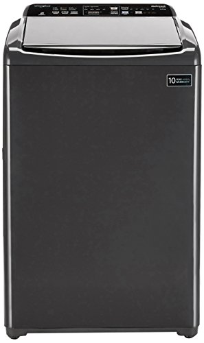 Whirlpool 6.5 kg Fully-Automatic Top Loading Washing Machine (Stainwash Ultra 6.5, Grey)