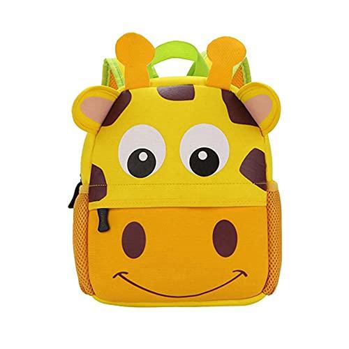 TYXL Cartella Scuola, Borse per bambini Nuovo zaino Kawaii Cartoon Kindergarten Cute Dinosaurs for Maumldchen Boys Baby Small School Bag Schoolbag (Colore: 11)