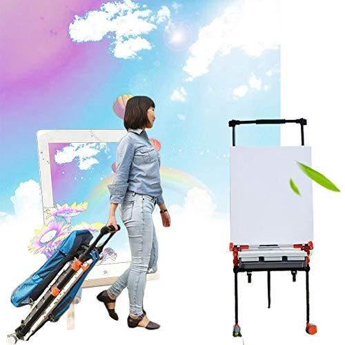 Panier de rangement Chevalets Peinture Porte-Chevalet Présentoir Chevalet H Cadre Chevalet Hape Chevalet Pad Trépied Esquisser Chevalet