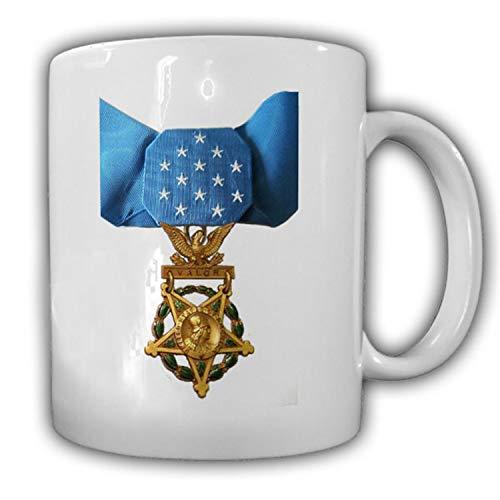 Medal of Honor Army USA amerikanische Ehrenmedaille Abzeichen Tasse #15354
