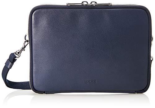 BREE Damen Chicago 6 Business Tasche, Blau (Navy Blue), 4x18.5x26.5 cm