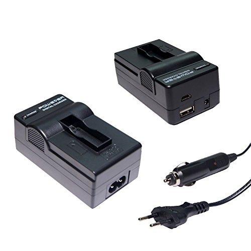 4in1 Ladegerät für GoPro Hero4 Hero 4 AHDBT-401 AHDBT401 - Black, Silver, Music, Surf Edition