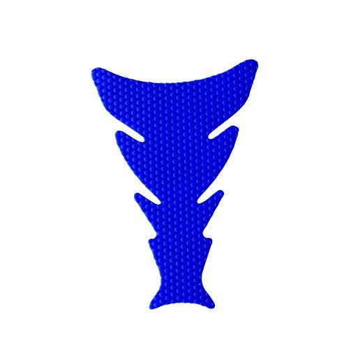 NEX Performance Motorcycle Tank Pad Protector, Universal, Blue