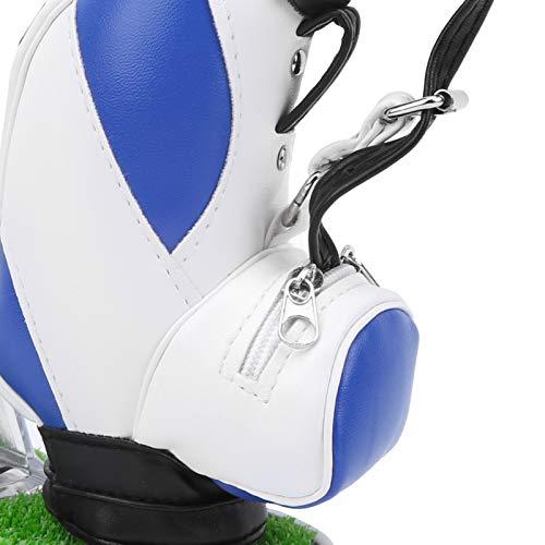 01 Soporte para bolígrafos de Golf, Juego de Soporte para bolígrafos, Regalo portátil golfistas para Cualquier Torneo de Eventos