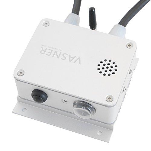 VASNER Bluetooth Dimmer Box für Infrarotstrahler aller Marken zum Dimmen und Stufenschaltung per Fernbedienung oder App über Handy
