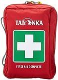 Tatonka - Maletín Completo de Primeros Auxilios Rojo Rojo Talla:18 x 12,5 x 5,5cm