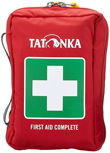 Tatonka Erste Hilfe First Aid Complete, red, 18 x 12,5 x 5,5 cm