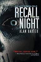 Recall Night: An Eli Carver Supernatural Thriller - Book 2