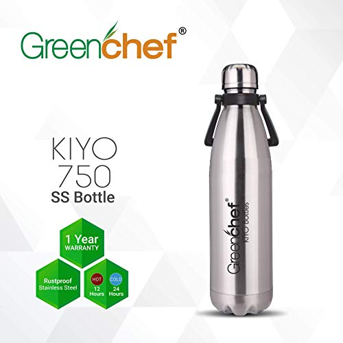 Greenchef Kiyo Thermosteel Hot and Cold Water Bottle