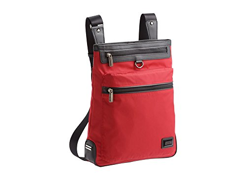Zero Halliburton ZAG Top Zip, Red, One Size