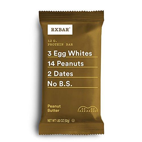 Image of RXBAR, Peanut Butter,...: Bestviewsreviews