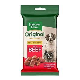 Natures Menu Real Meaty Dog Treats (12 x 60g)