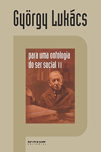 Para uma ontologia do ser social II