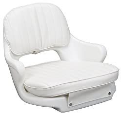 boat seat that has heavy-duty qualities and excellent craftsmanship.