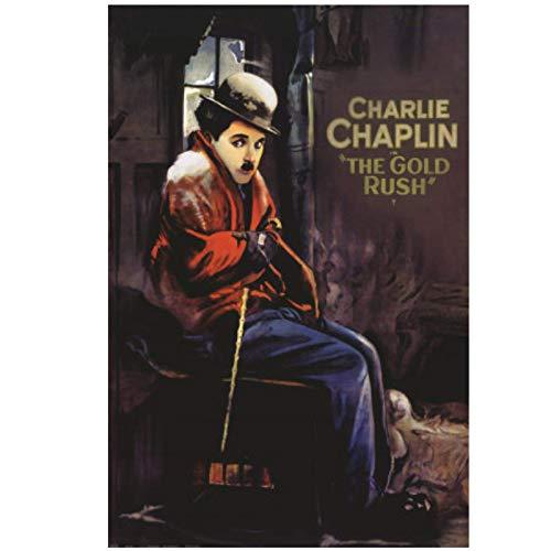Shmjql Alles ruhig an der Westfront Klassischer Film Alter Film Retro Vintage Poster Leinwand Wand Wohnkultur Geschenk-24x36inch No Frame