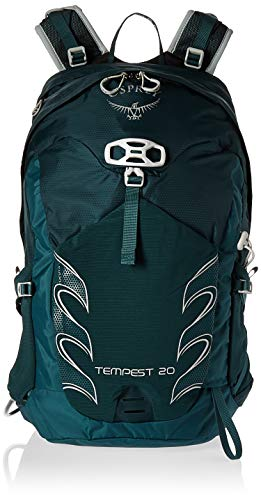 Osprey Packs Tempest 20 Women's Hiking Backpack, Chloroblast Green, WX/Small