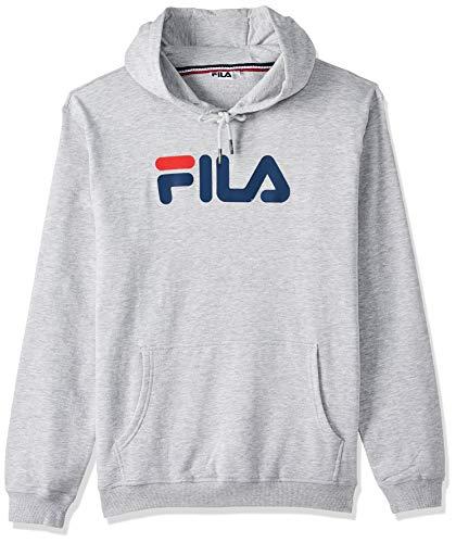 Fila męska bluza Classic Pure Hoody 681090 biała M67 Bright White