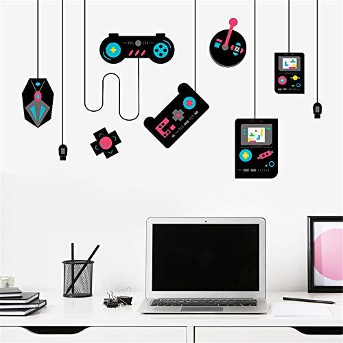 SITAKE Accesorios de juego pegatinas de pared para dormitorios para niños,