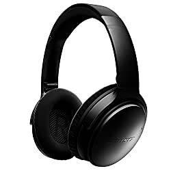Bose QuietComfort 35 (Series I) Wireless Headphones, Noise Cancelling
