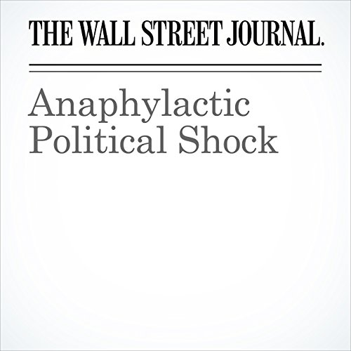 Anaphylactic Political Shock cover art