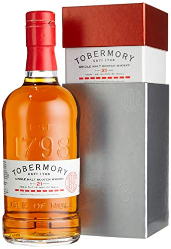 Tobermory Oloroso Finish 21 Jahre Vatted Malt Whisky (1 x 0.7 l)
