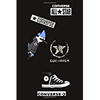 Converse Vol.2 Journal/Notebook College Ruled 6x9 120 Pages