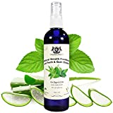 Dog and Cat Natural Breath Freshener Pet Oral Care Spray Naturally Fights Plaque, Tartar & Gum Disease Without Brushing