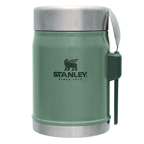 STANLEY(スタンレー) クラシック真空フードジャー 0.41L グリーン 保温 保冷 ランチ スープ 保証 09382-010 (日本正規品)