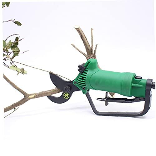 IUwnHceE Ramas Tijeras neumáticas Herramienta Recorte Tijeras de podar los árboles Verdes para el jardín Herramienta Multifuncional Accesorio