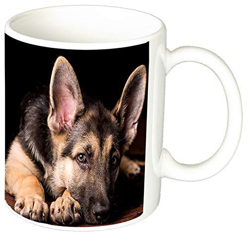 MasTazas Pastor Aleman Cachorro German Shepherd Puppy A Tasse Mug