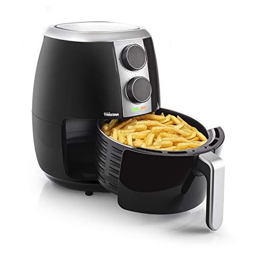 Friteuse sans huile Tristar Crispy FR-6989 - Pour 5 personnes - Panneau de contrôle digital - 3,5 L - 1 500 W