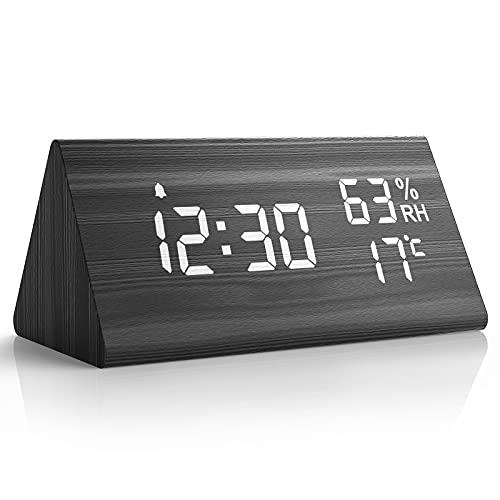 NBPOWER Digitaler LED Uhr Bild
