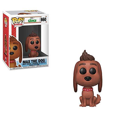Funko 33027 POP Vinyl: The Grinch 2018: Max the Dog