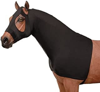 Tough 1 Spandex Mane Stay Hood with Full Zipper