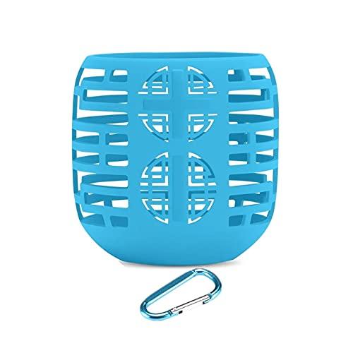 dedepeng Altavoz portátil resistente al agua compatible con Ultimate Ears UE-Wonderboom 1/2 Bolsa de viaje Organizador Bolsa impermeable Bolsa de viaje Organizador para pequeños electrónica y