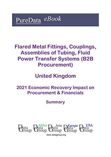Flared Metal Fittings, Couplings, Assemblies of Tubing, Fluid Power Transfer Systems (B2B Procurement) United Kingdom Summary: 2021 Economic Recovery Impact on Revenues & Financials (English Edition)