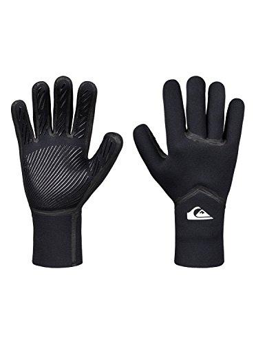 Quiksilver 3mm Syncro Plus Gloves, Hombre, Black, M