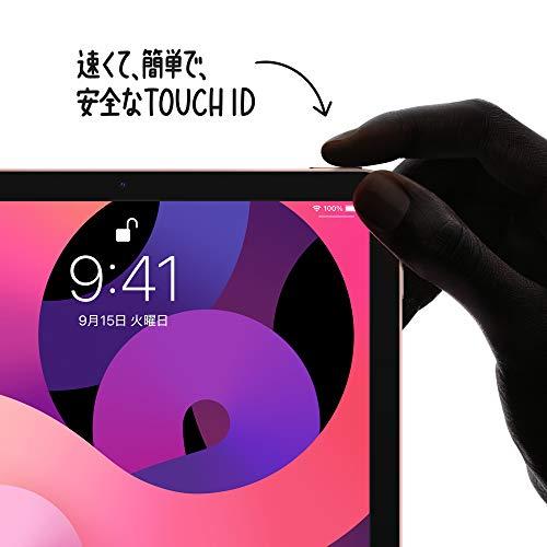 最新AppleiPadAir(10.9インチ,Wi-Fi,64GB)-スペースグレイ(第4世代)