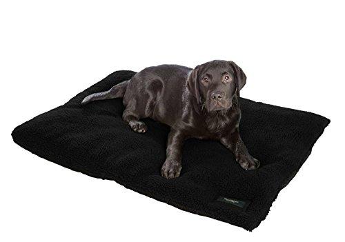 Wellington of Bilmore Thermodecke Hundedecke Dogbed schwarz