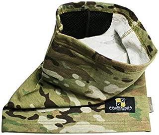 irodori military Face Protector 迷彩柄 フェイスプロテクター 布製フェイスガード (Multicam マルチカム)