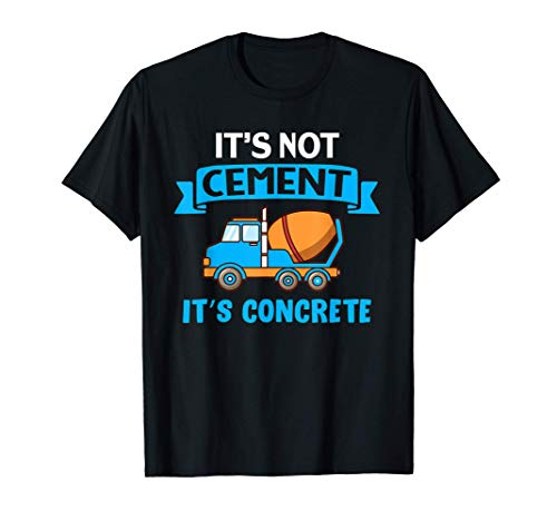 Not cement it's concrete | Concrete Finisher I Cement Worker