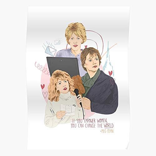 Sleepless Ryan When Harry Seattle Meg In Met El mejor y más nuevo póster para la sala de decoración del hogar de arte de pared