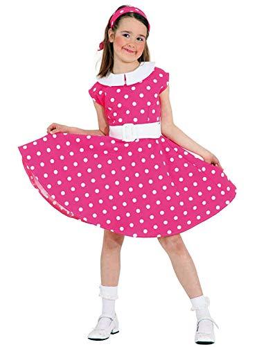 Kinder Rock´n Roll Kleid Gr. 152