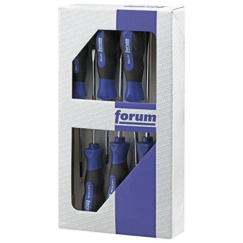 Forum Schraubendreher-Satz 6-teilig, 4317784850612