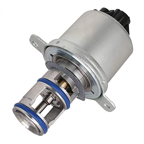 5C3Z9F452AA EGR Exhaust Gas Recirculation Valve for 2004-2010 Ford F250 F350 F450 F550 E350 E450 Super Duty Excursion 6.0L Powerstroke Diesel Engines - Replace 5C34-9F452-AA, EGV1031 Ford 6.0 Solenoid