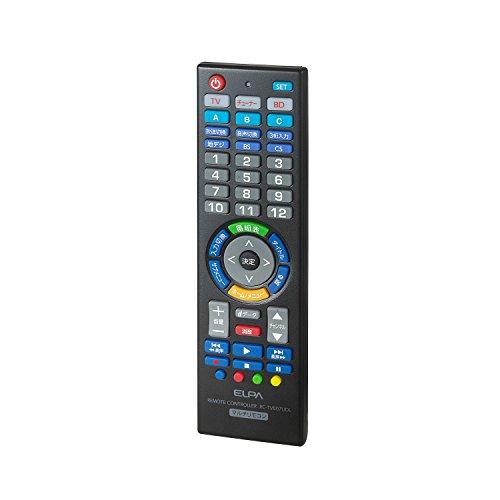 ELPA『学習機能付マルチリモコン(RC-TV007UDL)』